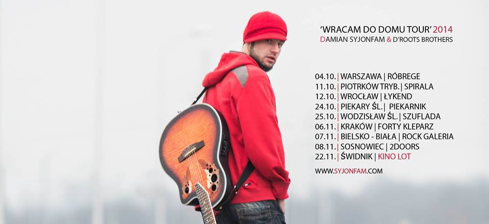 tour wracam do domu